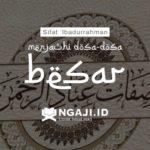 Menjauhi Dosa-Dosa Besar Dalam Islam