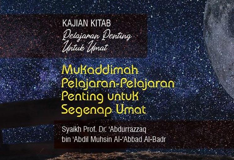 Kumpulan Link Download mp3 Ceramah Belajar Islam dari Dasar