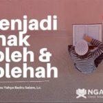 Ceramah Singkat: Menjadi Anak Sholeh & Solehah