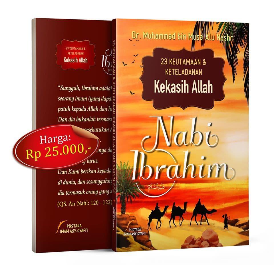 Buku Kisah Keteladanan Nabi Ibrahim