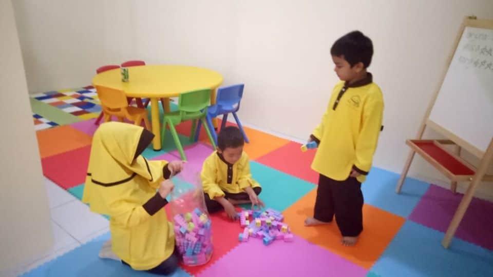 Ceramah Singkat Tentang Pendidikan Anak Usia Dini (PAUD)